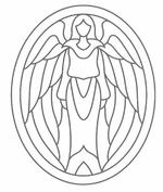 angel motif