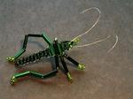 bead grasshopper