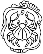 cancer astrological symbol