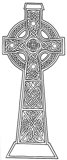 Celtic Coloring Pages - Best Coloring Pages For Kids | 539x226