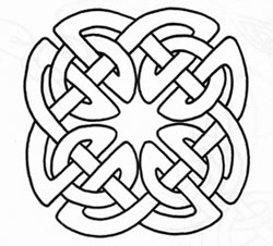 Celtic Knot Cross Stitch - Free Patterns & Instructions