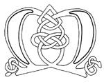 celtic font m