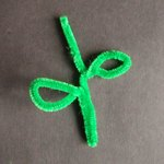 pipe cleaner flowers for mothers day