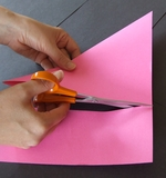 paper craft idea -- also excellent easter decoration