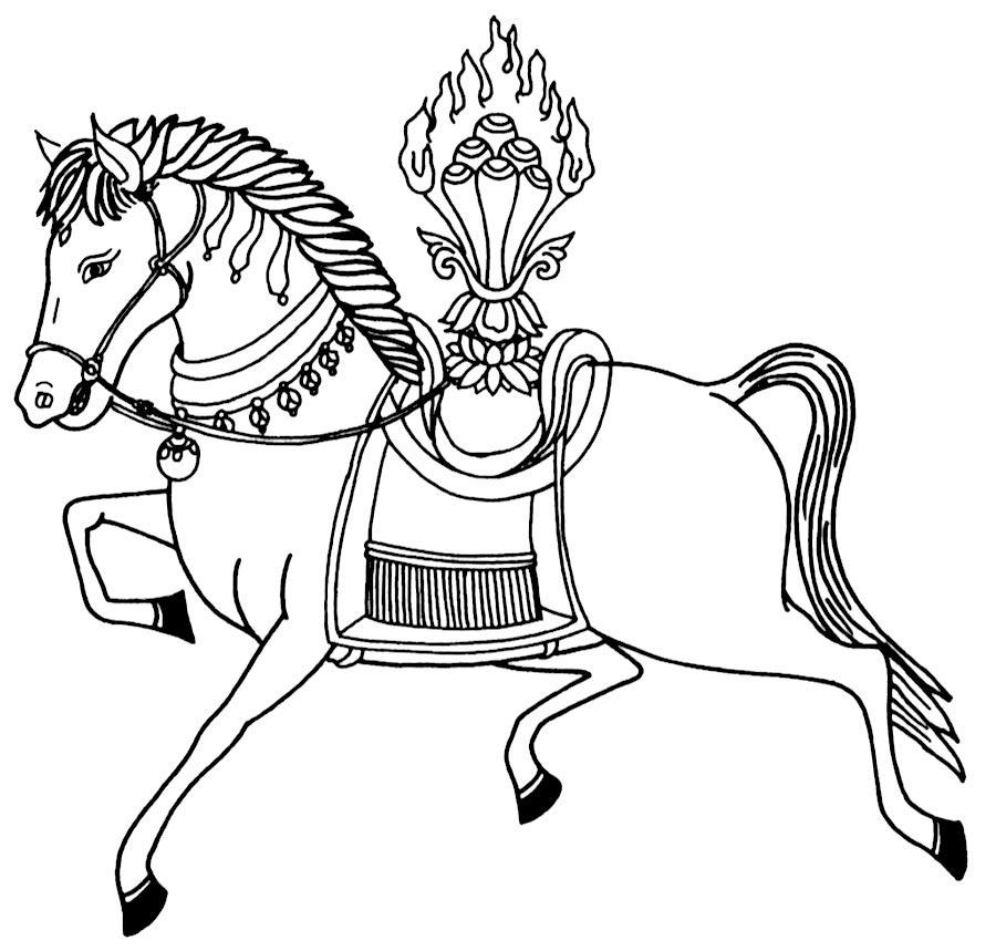 horse symbols