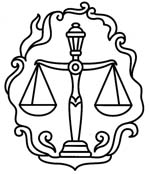 libra astrological symbol