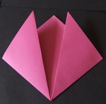mother's day origami
