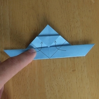 making origami