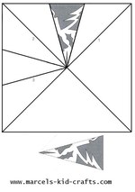 free printable snowflake pattern